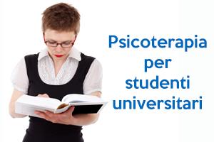 psicoterapia per studenti univarsitari